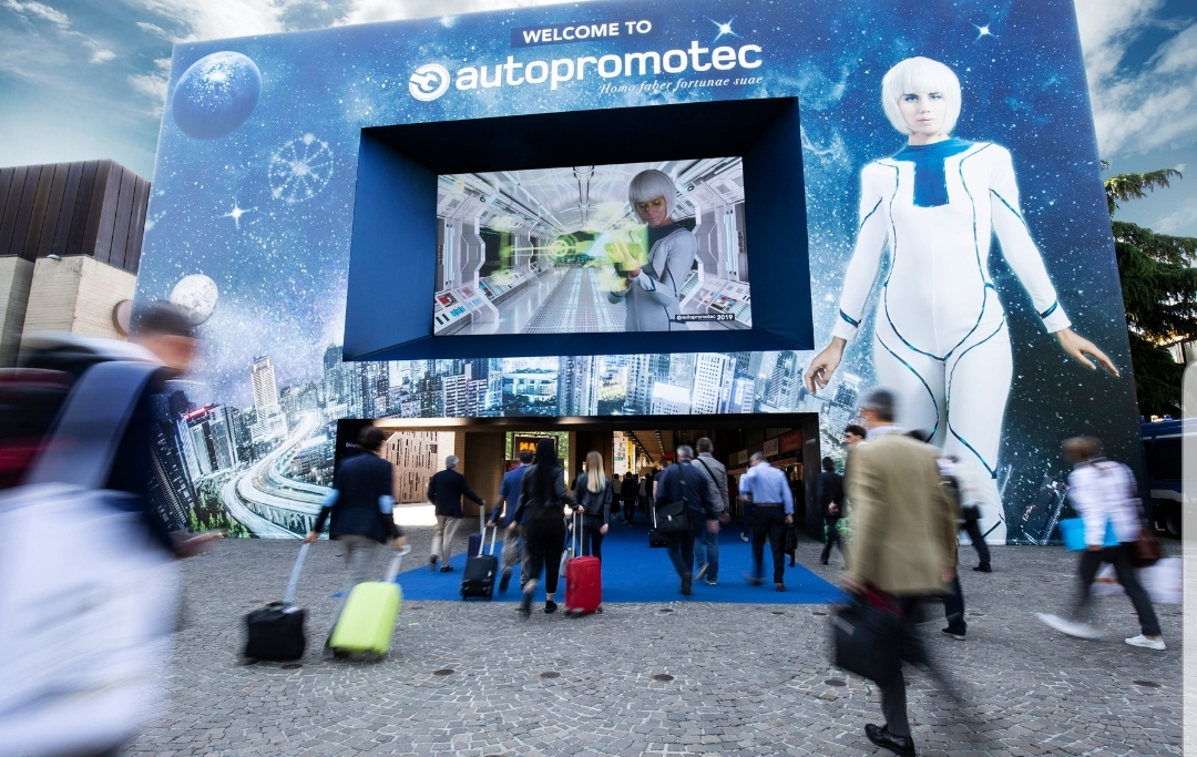 A new format for Autopromotec 2021