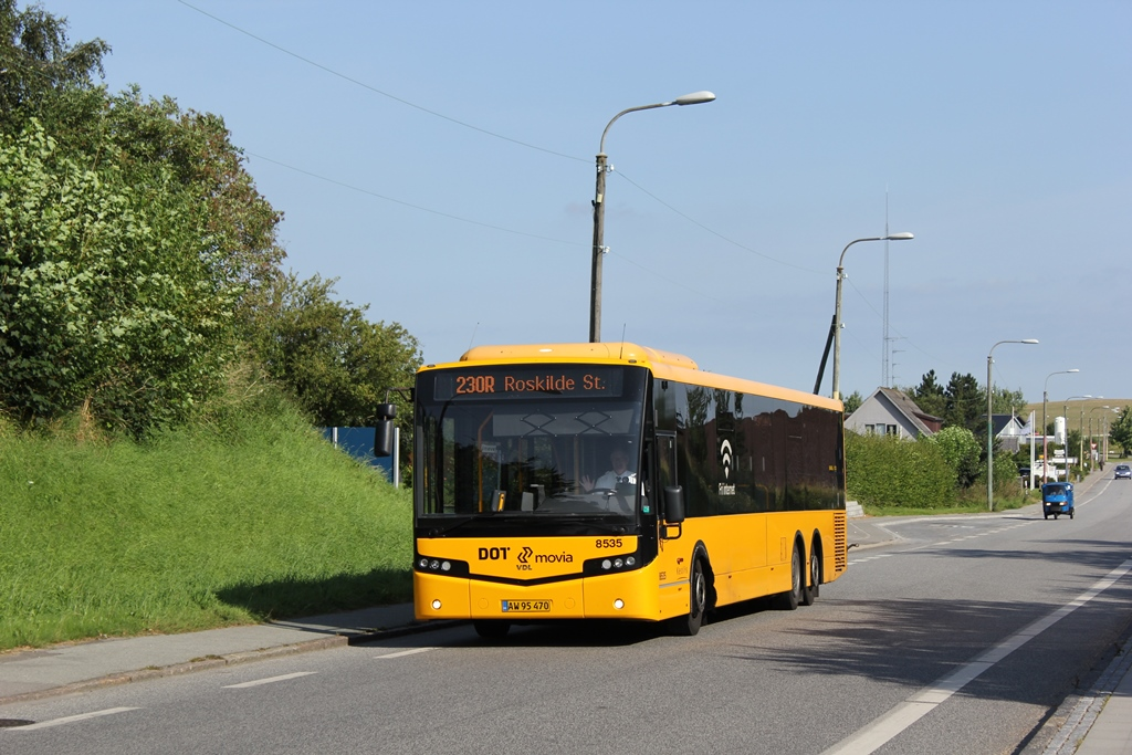 Denmark: Keolis awarded a new, largely electric bus contract in Greater Copenhagen