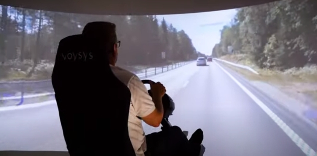 الكشف عن تقنية جديدة تسمح للسائقين تشغيل الشاحنات عن بعد