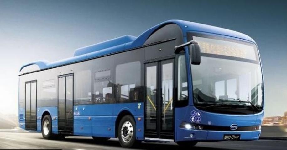 لأول مرة.. حافلات كهربائية في  مصر