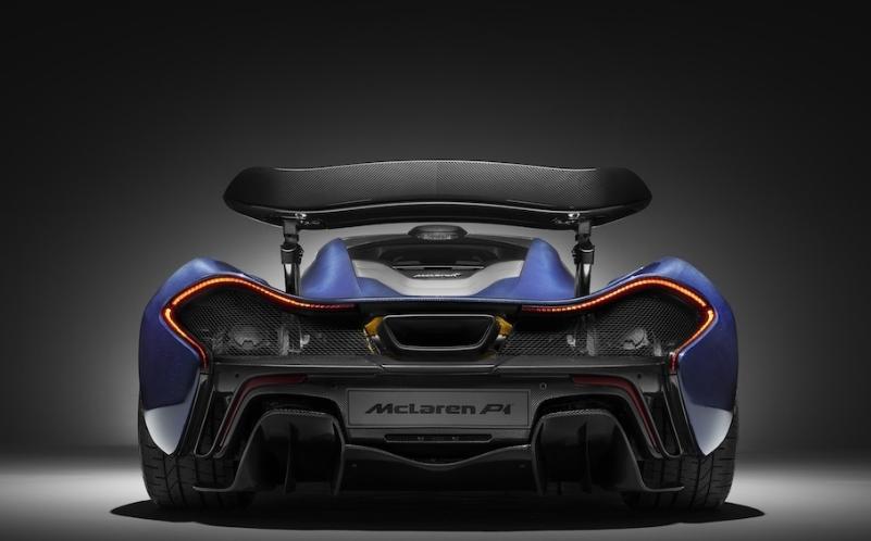 ماكلارين  BP23 أول وأسرع هايبرد GT في العالم مقابل 8.3 مليون ريال