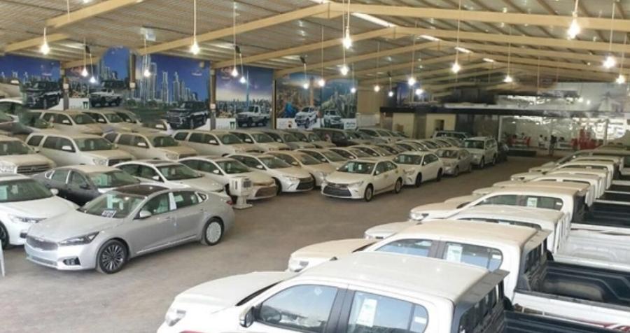 رفع الرسوم الجمركية على السيارات وأجزائها في السعودية