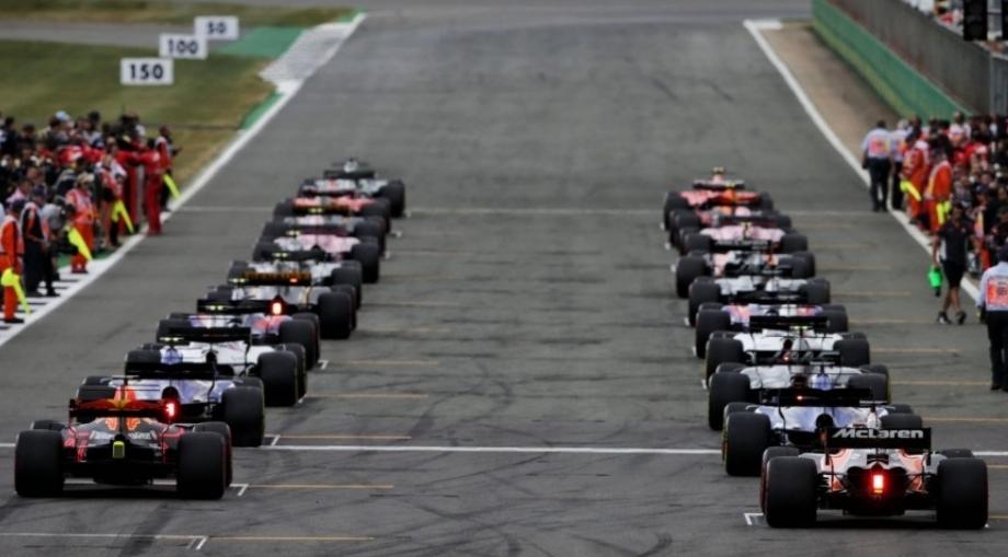 فورمولا 1  ليبرتي ميديا تضغط من اجل إقامة سباقات بشبكة إنطلاق معكوسة