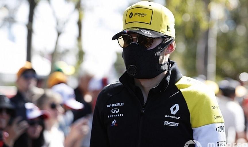 انسحاب فريق أو سائق فورمولا واحد بسبب الفيروس لن يُوقف السباقات