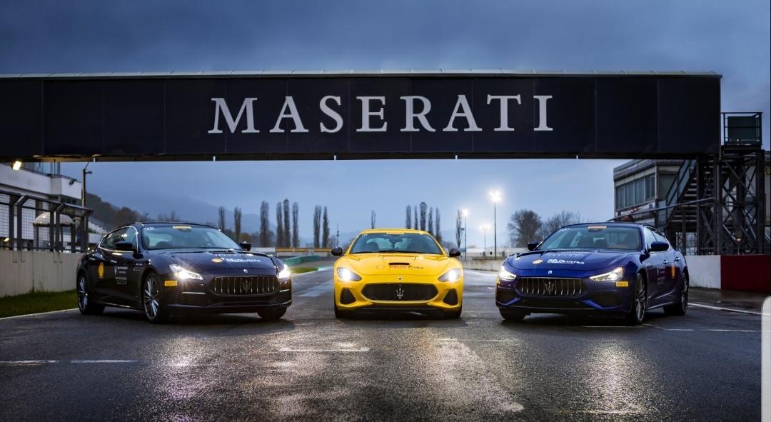 مازيراتي تعلن انطلاق دورة هذا العام من برنامج Master Maserati