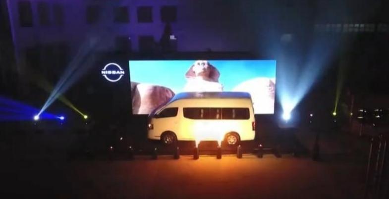 """بتصميم عصري ووسائل راحة متعددة وأداء قوي على الطريق  نيسان تطلق ميكروباص""""أورفان"""" الجديد في السوق المصري"""