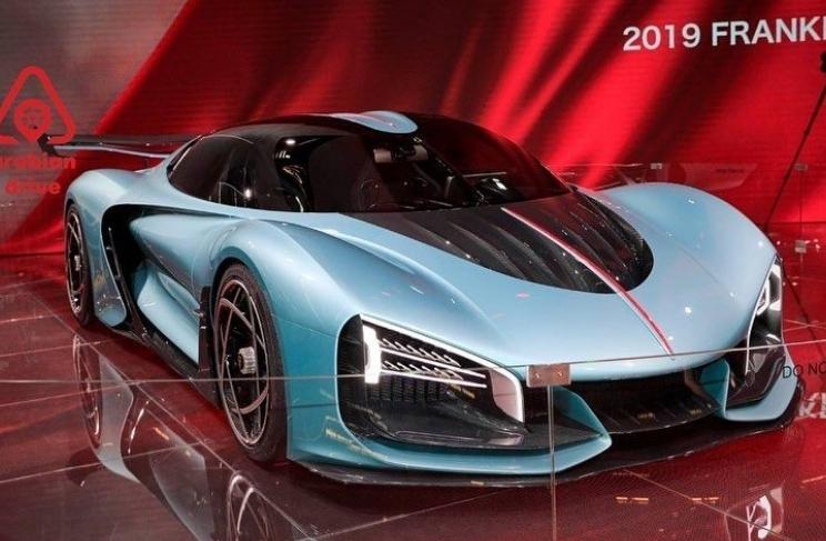 عشرة  مليون  ثمن اغلى سيارة صينية  في العالم