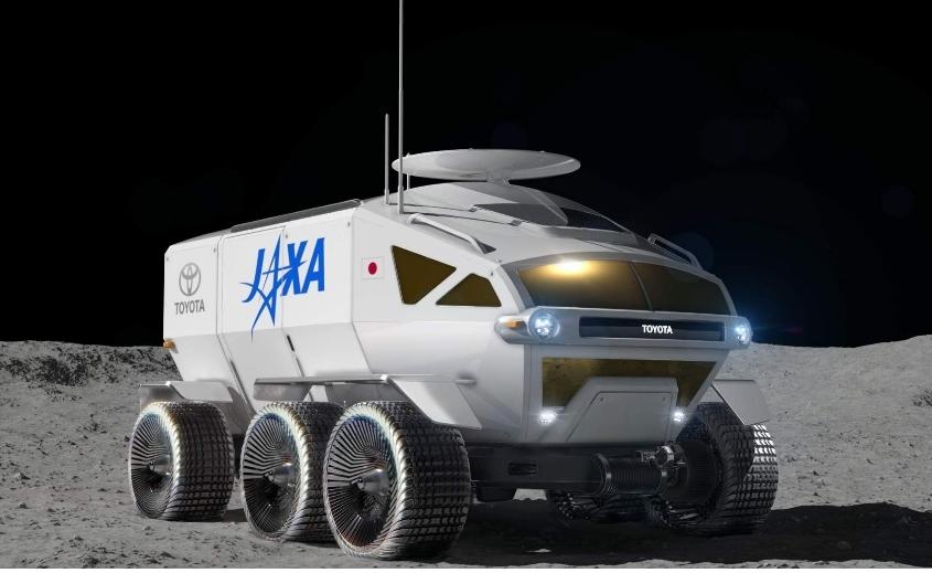 """تويوتا تختار اسم """"لونار كروزر"""" لمركبتها القمرية القادمة"""