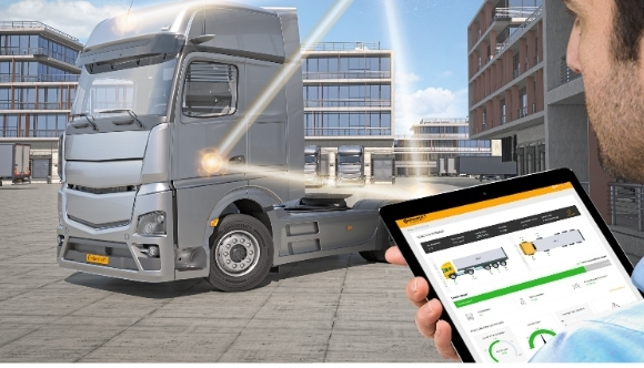 Continental Develops Sensor-based Digital Load Monitoring for Commercial Vehicles""