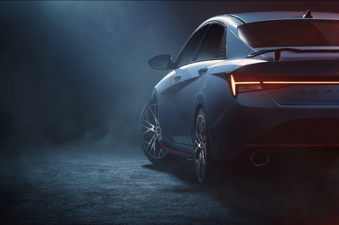 Hyundai Motor Turns Up the Heat with First Images of Elantra N — A Race Proven Everyday Sportscar