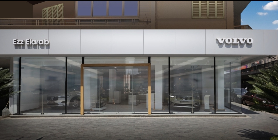 Yet Another Success: Ezz Elarab Group Celebrates the Opening of its Latest Downtown Volvo Showroom