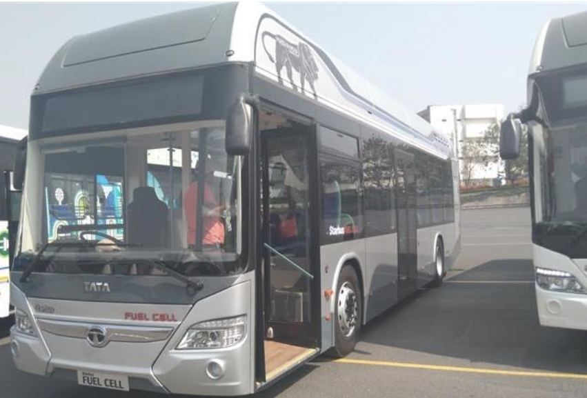 Tata Motors bags Indian Oil order for 15 hydrogen fuel cell buses