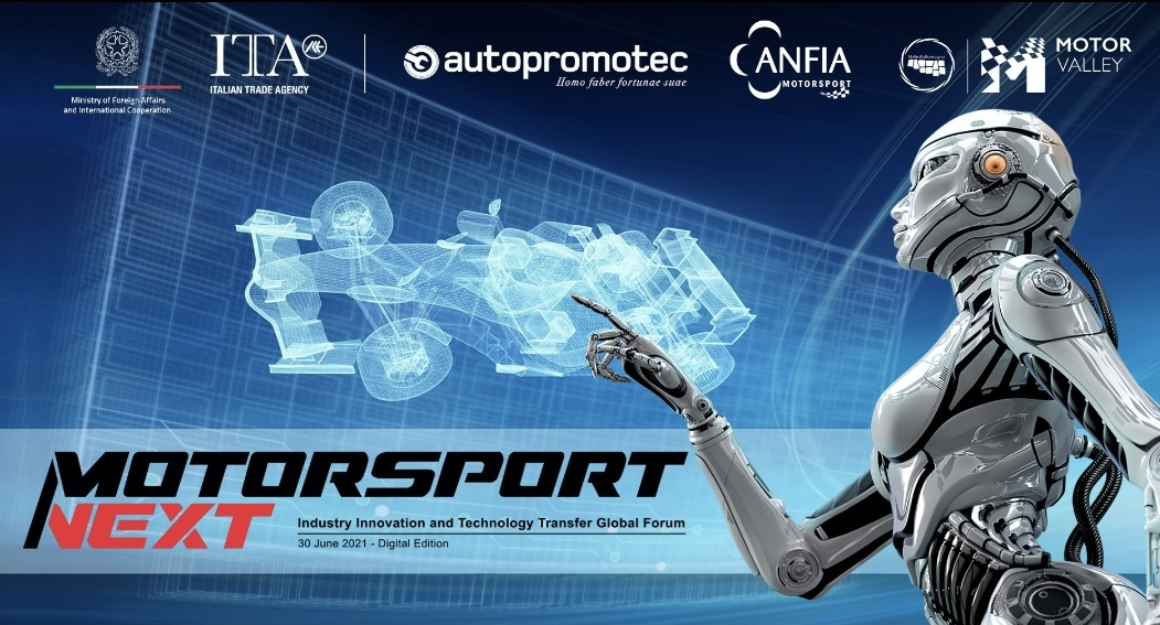 MOTORSPORT NEXT the first edition of the global forum on motorsport innovation and technology has ended