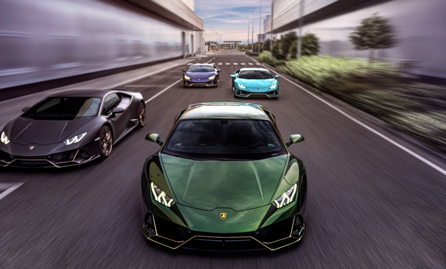 Lamborghini Mexico Commissions Special Edition Models To Commemorate 10 Years in the Region
