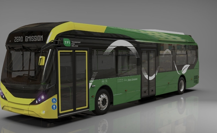 BYD ADL to deliver up to 200 e-buses to Ireland's NTA