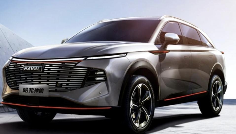 هافال الصداع الأكبر لمنافسيها تقدم  شينشو سيارة رياضية متعددة الاستخدامات صينية