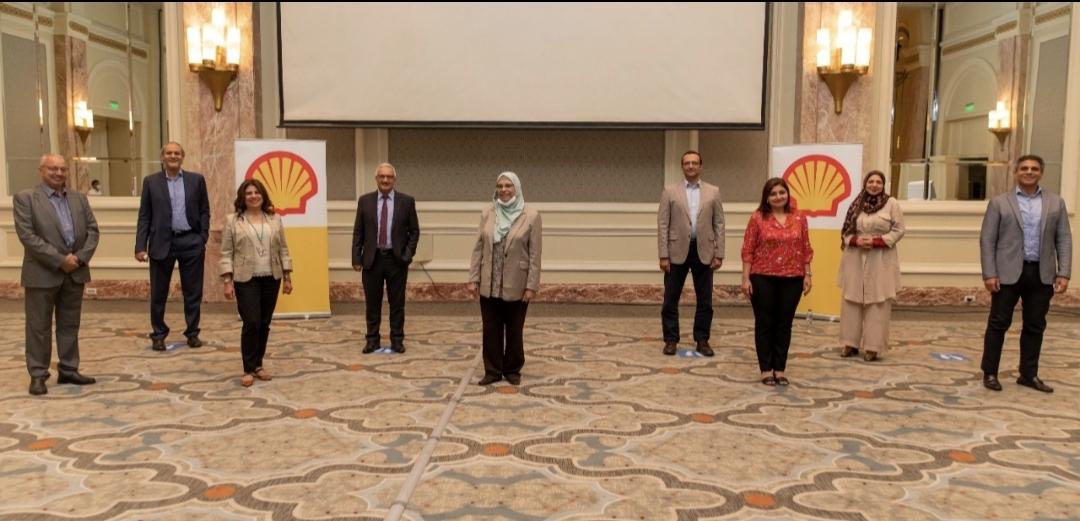 """مصر تحصد المركز الثاني في مسابقة شل العالمية """"تخيل المستقبل"""