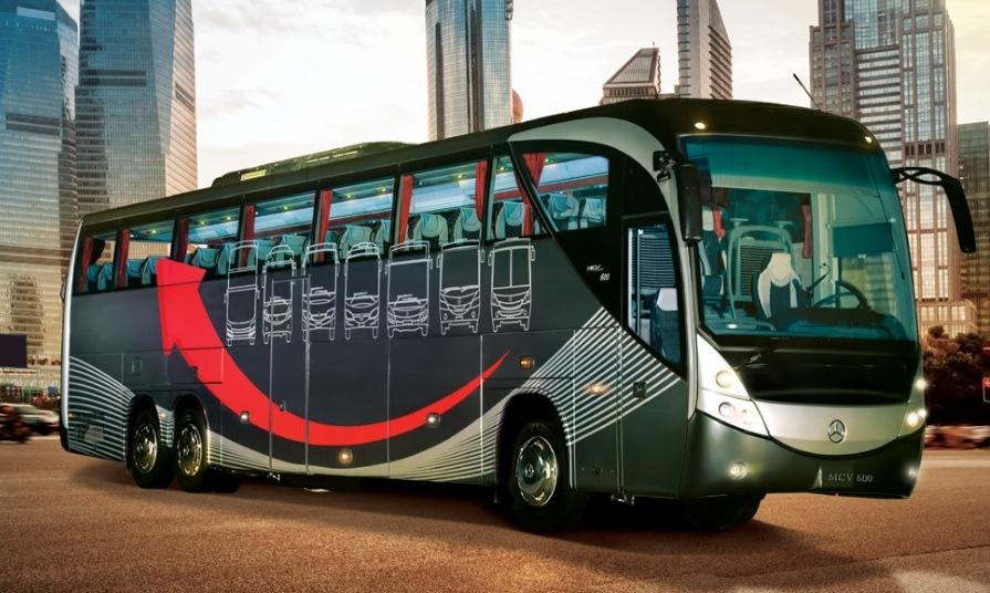 باصات MCV السياحية تتصدر مبيعات السوق