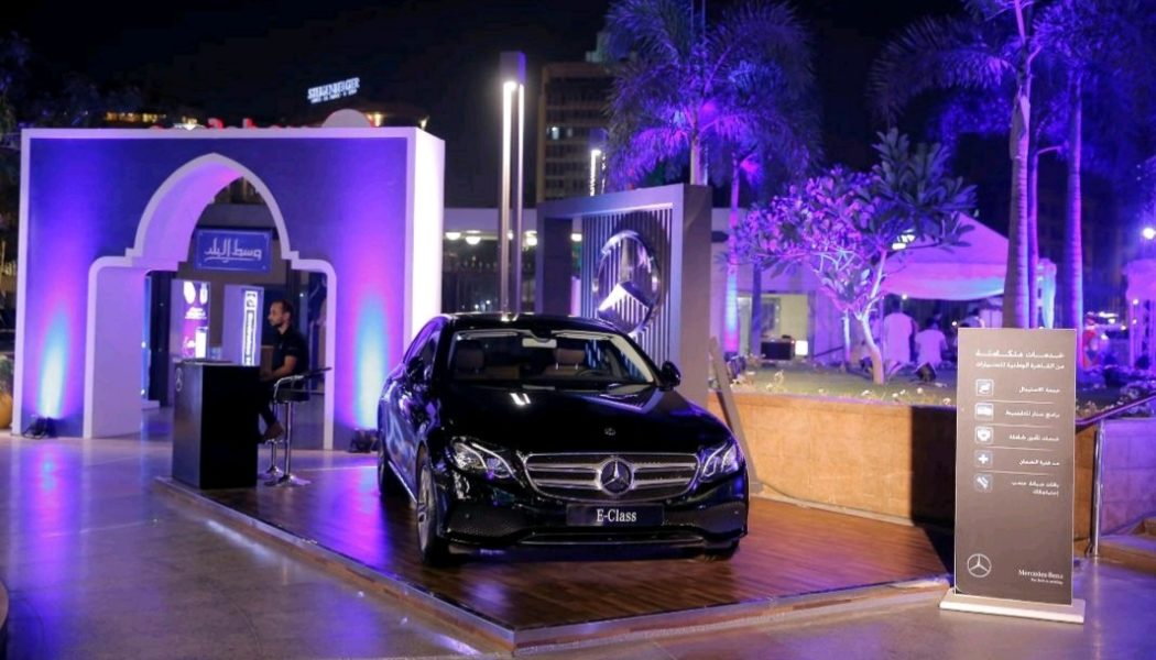 Mercedes-Benz Egypt hosts its annual exclusive sohoor In occasion of the holy