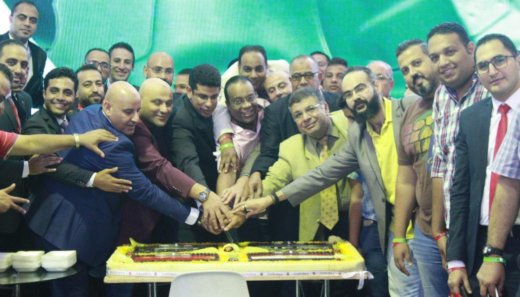 شركة IFG وكيل سيارات زوتى فى مصر تحتفل كل يوم بمعرض اوتوماك مع عملائها بمرور عام على نجاحها الكبير فى مصر الشركة تقدم اسطول كبير من سياراتها فى السوق المصرى