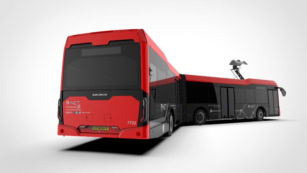 من خلال تصريحتها فى مؤتمرها الصحفى فى معرض باص وارلد 2019 ببلجيكا   Ebusco ستقوم  بتسليم 156 حافلة كهربائية إلى Transdev Netherlands بقيمة مالية إجمالية تبلغ 130 مليون يورو